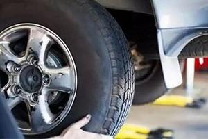 汽车轮胎一次要换几条? 换到前轴还是后轴?